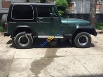 Bán Jeep Wrangler năm 1995, xe nhập số tự động, giá 180tr