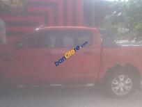 Cần bán Ford Ranger 4x4MT sản xuất năm 2014, màu đỏ, nhập khẩu, giá tốt