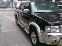 Bán xe Ford Ranger XLT 2007, màu đen, xe cũ đi gìn giữ nên còn gần như hoàn hảo