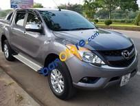 Bán Mazda BT 50 2.2AT 2015, màu xám xe gia đình