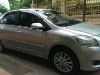 Bán xe Vios 1.5E màu sơn bạc, Lh chính chủ chị Linh 0942102626