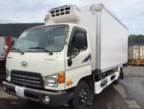 Hyundai HD 99 thùng bảo ôn 2017, nhập khẩu nguyên chiếc