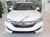 Bán ô tô Honda Accord 2.4AT sản xuất 2017, màu trắng, nhập khẩu nguyên chiếc
