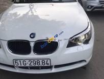 Cần bán lại xe BMW 5 Series 525i sản xuất năm 2004, màu trắng, xe nhập