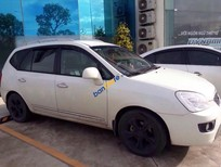 Cần bán xe Kia Carens 20G MT sản xuất 2015, màu trắng