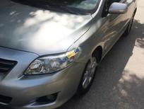 Bán Toyota Corolla altis 1.8G 2009, màu bạc chính chủ