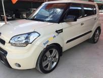 Cần bán xe Kia Soul 1.6AT đời 2009, màu vàng, xe nhập