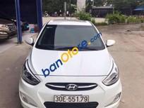 Cần bán Hyundai Accent 1.4 AT đời 2015, màu trắng, xe đẹp