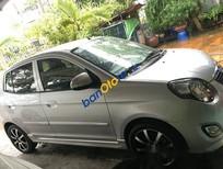Cần bán xe Kia Morning đời 2010, màu bạc, 245tr