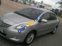 Bán xe Toyota Vios 1.5 G đời 2010, màu bạc, giá chỉ 418 triệu