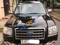 Bán Ford Everest MT đời 2008, màu đen, giá chỉ 318 triệu