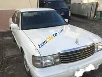 Bán Toyota Crown đời 1994, màu trắng, xe gầm bệ chắc, điều hoà mát buốt
