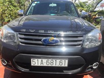 Cần bán xe Ford Everest MT năm 2013, màu đen