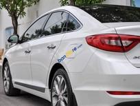 Cần bán Hyundai Sonata năm 2015, màu trắng, nhập khẩu nguyên chiếc chính chủ