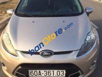 Cần bán Ford Fiesta S đời 2013, màu bạc