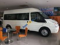 Bán xe Ford Transit SVP sản xuất năm 2017, màu trắng