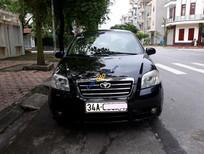 Bán Chevrolet Aveo sản xuất năm 2010, màu đen chính chủ, giá 195tr