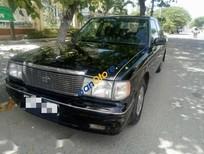 Bán Toyota Crown 1993, màu đen, gia đình đang sử dụng ngon lành