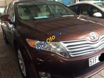 Cần bán gấp Toyota Sienna 2.7AT năm 2009, màu nâu, xe nhập