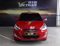 Bán Hyundai Accent 1.4 AT năm 2015, màu đỏ, nhập khẩu, giá 505tr