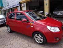 Cần bán lại xe Daewoo GentraX đời 2009, màu đỏ, nhập khẩu, đảm bảo không ngập nước, đâm đụng, bao test