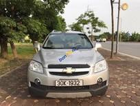 Cần bán xe cũ Captiva LT số sàn, 7 chỗ, máy xăng, xe 1 chủ từ mới, đã đi 6,1 vạn km