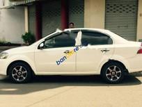 Cần bán lại xe Daewoo Gentra SX đời 2009, màu trắng, giá tốt