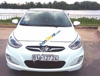 Xe Hyundai Accent Blue năm 2013, màu trắng, nhập khẩu