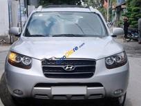 Bán xe cũ Hyundai Santa Fe máy dầu, đời 2008, đăng ký 2009