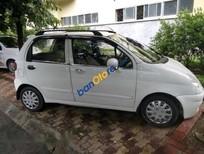 Bán Daewoo Matiz MT đời 2008, màu trắng, giá chỉ 85 triệu