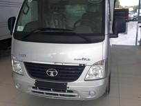 Bán xe tải TaTa 1 tấn đời 2017, màu bạc, nhập khẩu chính hãng, giá tốt