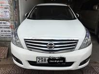 Xe Nissan Teana 2.0 Nhập khẩu Hàn Quốc 2011, màu trắng