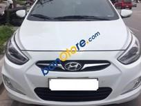 Bán Hyundai Accent Blue đời 2013, màu trắng, xe chạy chuẩn hơn 3 vạn
