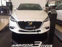 Cần bán Mazda 3 1.5L Facelift AT sản xuất năm 2017, màu trắng