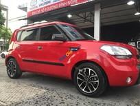 Cần bán Kia Soul 4U Limited 2009, màu đỏ, xe nhập