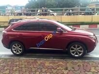 Cần bán lại xe Lexus RX350 350 sản xuất 2010, màu đỏ, xe nhập
