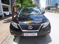 Cần bán lại xe Lexus RX350 sản xuất 2009, màu đen, nhập khẩu