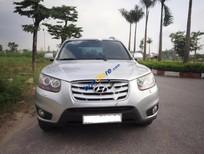 Bán Hyundai Santa Fe SLX sản xuất năm 2009, màu bạc, xe nhập, giá tốt