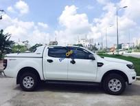 Bán Ford Ranger XLS 2.2L 4x2 MT năm sản xuất 2016, màu trắng, nhập khẩu nguyên chiếc, giá chỉ 592 triệu