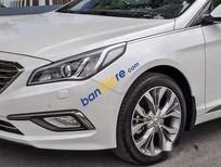 Bán Hyundai Sonata sản xuất năm 2015, màu trắng, giá tốt