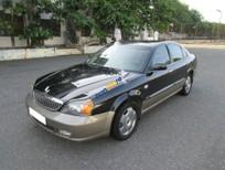 Xe Daewoo Magnus sản xuất năm 2005, màu đen