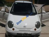 Bán lại xe Daewoo Matiz SE đời 2006, màu trắng chính chủ