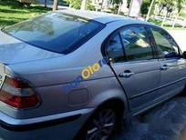 Cần bán BMW 3 Series 328I năm 2004, màu bạc đã đi 65000 km, giá chỉ 400 triệu