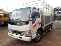 Bán xxe tải Jac 2,4 tấn, xe tải 2,4 tấn, 2 tấn 4 thùng bạt, thùng kín giá rẻ Hải Phòng - Hải Dương