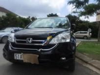 Cần bán xe Honda CR V đời 2011, màu đen, gia đình sử dụng kỹ