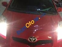 Bán gấp Toyota Yaris AT 2010, màu đỏ, giá tốt