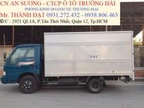 Xe tải lưu thông trong thành phố Thaco Kia 2.4 tấn, xe tải Kia 2.4 tấn, xe tải Kia 2T4, Thaco Kia 2.4 tấn dời 2017