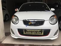 Bán Kia Morning SLX 1.0 AT sản xuất năm 2010, màu trắng, xe nhập