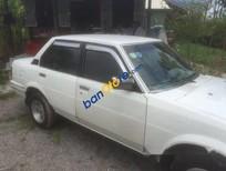 Bán Toyota Corolla MT sản xuất 1983, màu trắng chính chủ, giá 75tr