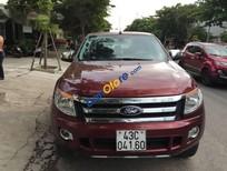 Bán Ford Ranger MT sản xuất năm 2012, màu đỏ